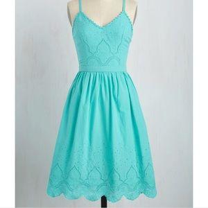 Soie Blu Courteous Curtsy Dress - Modcloth